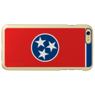 Tennessee State flag Incipio Feather® Shine iPhone 6 Plus Case