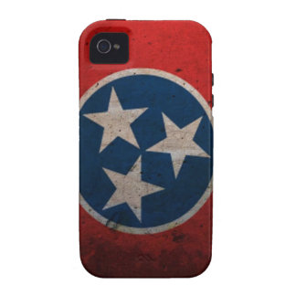 Tennessee State Flag iPhone 4 Cover
