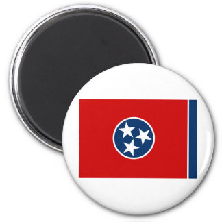 Tennessee State Flag Refrigerator Magnets