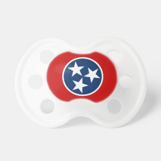 Tennessee State Flag Pacifier