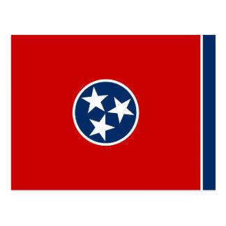 Tennessee State Flag Postcard