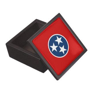 Tennessee State Flag Premium Gift Box