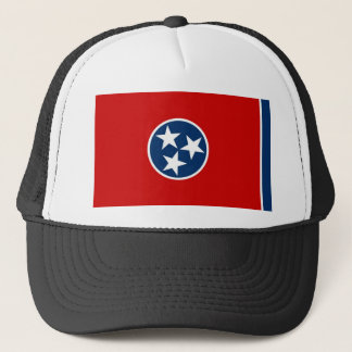 Tennessee State Flag Trucker Hat