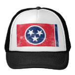 Tennessee State Flag Trucker Hats