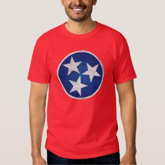 tennessee state flag tshirt