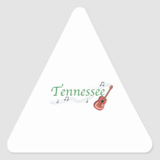 TENNESSEE TRIANGLE STICKER