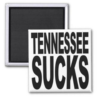 Tennessee Sucks 2 Inch Square Magnet