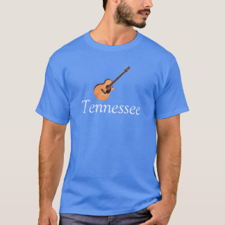 TENNESSEE T-shirt from the J.X.G U.S.A.collection