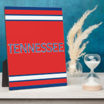 Tennessee Tabletop Plaque with Easel