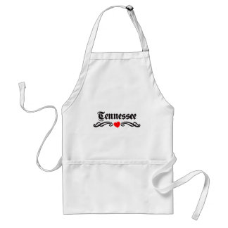 Tennessee Tattoo Aprons