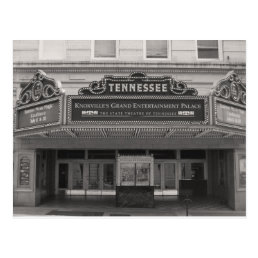 Tennessee Theatre Postcard