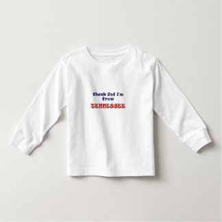Tennessee Toddler T-shirt