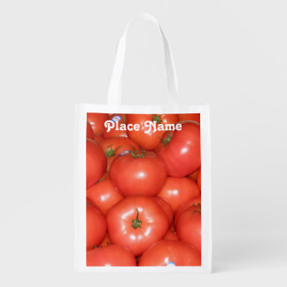 Tennessee Tomatoes Grocery Bag