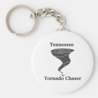 Tennessee Tornado Chaser - Keychain