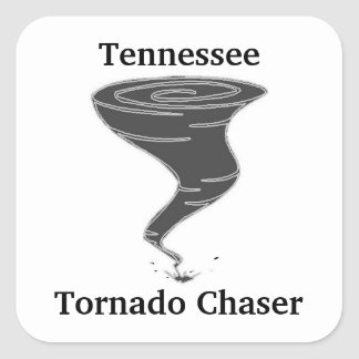 Tennessee Tornado Chaser- Stickers