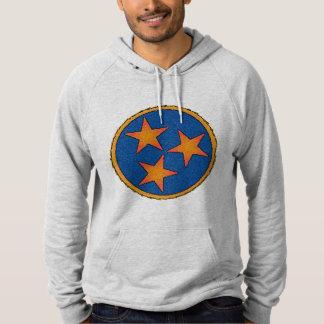 Tennessee Tri-Star Logo Hoody