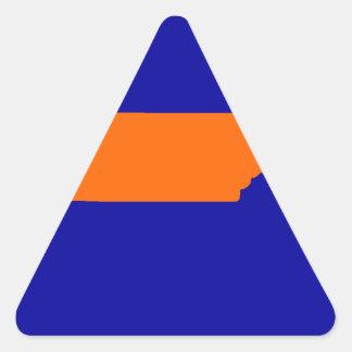 Tennessee Triangle Sticker