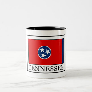 Tennessee Two-Tone Coffee Mug