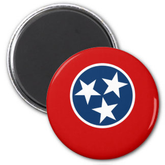 Tennessee, United States flag Magnet