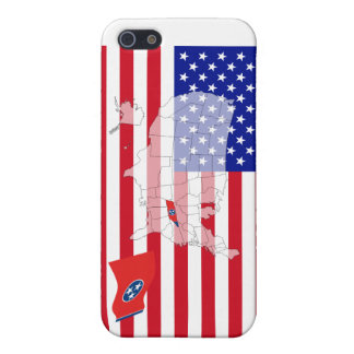 Tennessee, USA Cover For iPhone SE/5/5s
