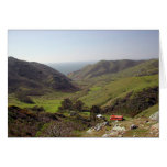 Tennessee Valley, Marin County, CA Greeting Card
