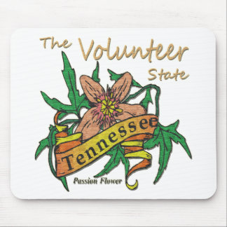 Tennessee Volunteer State Passion 2 Mouse Pad