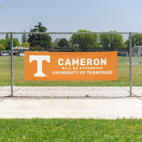Tennessee Volunteers Graduate Banner