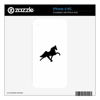 Tennessee Walker Decal For iPhone 4