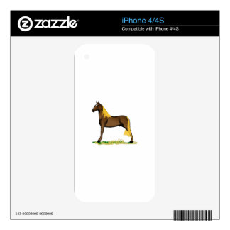 Tennessee Walker Decals For iPhone 4S
