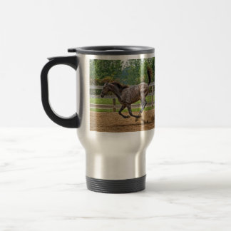Tennessee Walker Filly Travel Mug