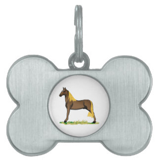 Tennessee Walker Pet Tags