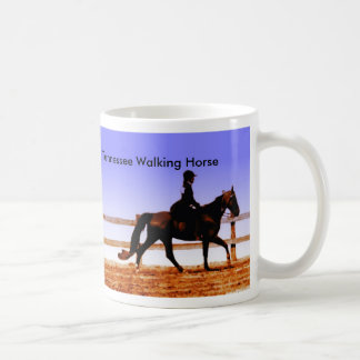 Tennessee Walking Horse Cantering Mug
