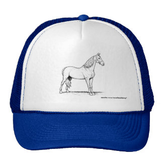 Tennessee Walking Horse Hat