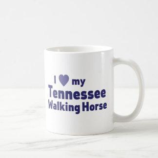Tennessee Walking Horse Coffee Mugs