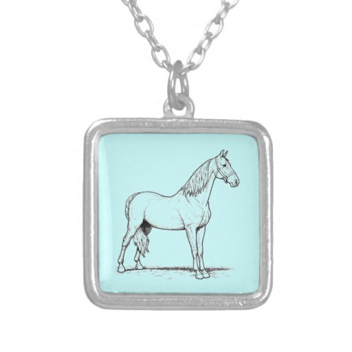 Tennessee Walking Horse - Standing Jewelry