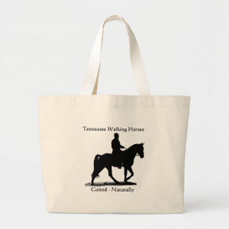 Tennessee Walking Horse tote Tote Bags