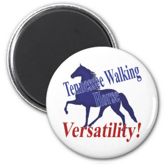 Tennessee Walking Horse Versatility Magnets