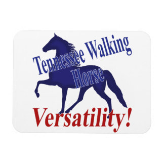Tennessee Walking Horse Versatility Magnet