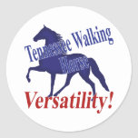 Tennessee Walking Horse Versatility stickers