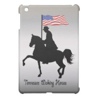 Tennessee Walking Horses iPad Mini Cases