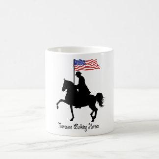 Tennessee Walking Horses Magic Mug