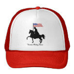 Tennessee Walking Horses Mesh Hats