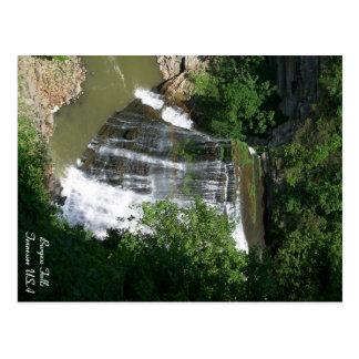 Tennessee Waterfall Postcard