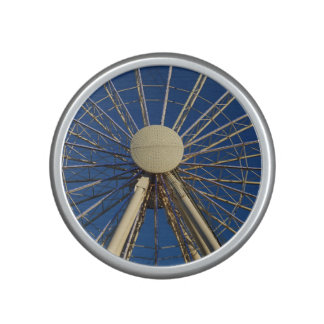 Tennessee Wheel Bluetooth Speaker