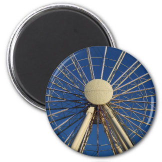 Tennessee Wheel Magnet
