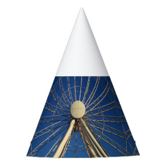 Tennessee Wheel Party Hat