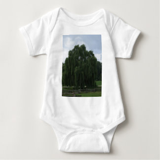 Tennessee Willow Tree Baby Bodysuit