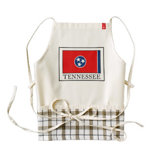 Tennessee Zazzle HEART Apron