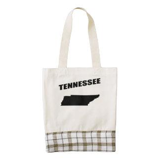 Tennessee Zazzle HEART Tote Bag