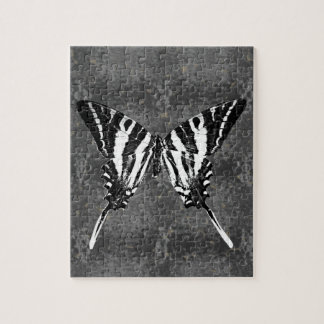 Tennessee Zebra Swallowtail Butterfly Jigsaw Puzzle